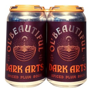 Ol Beautiful Dark Arts Spiced Plum Sour