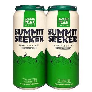 Banded Peak Summit Seeker IPA