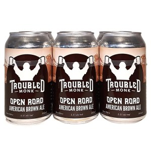 Troubled Monk Open Road American Brown Ale