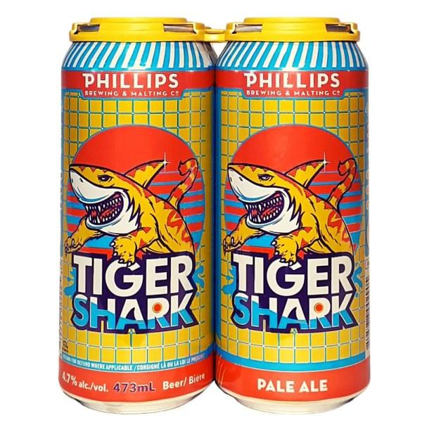 Phillips Tiger Shark Pale Ale