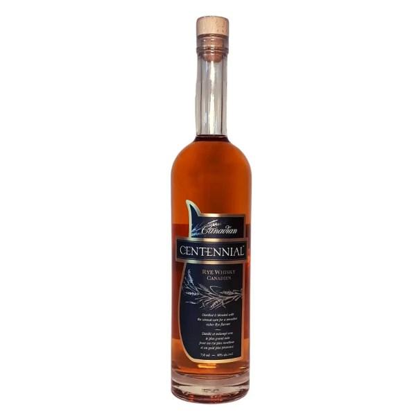 Centennial Rye Whisky