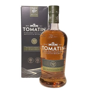 Tomatin 12 year Single Malt Scotch Whisky
