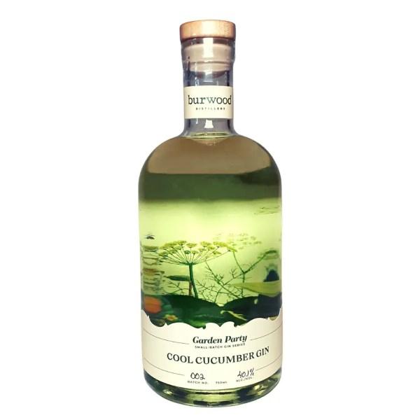 Burwood Cool Cucumber Gin