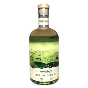 Burwood Cool Garden Party Cucumber Gin