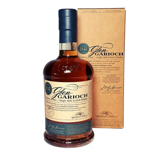 Glen Garioch 12year Single Malt Scotch Whisky