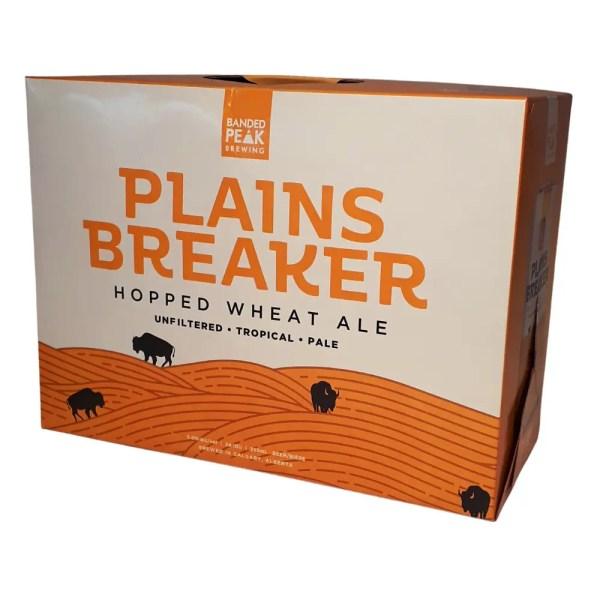 Banded Peak Plainbreaker Hopped Wheat Ale
