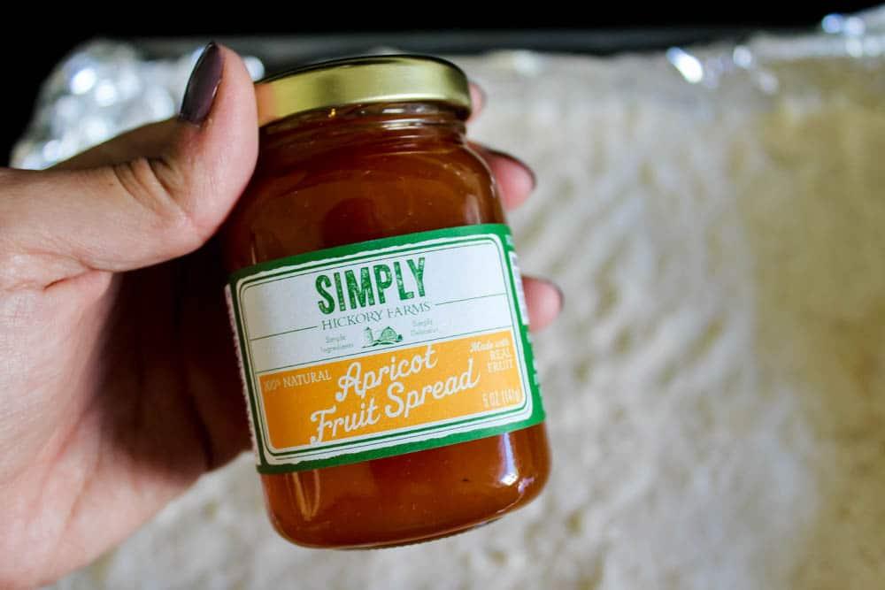 Shortbread bar recipe from Rocky Mountain Bliss