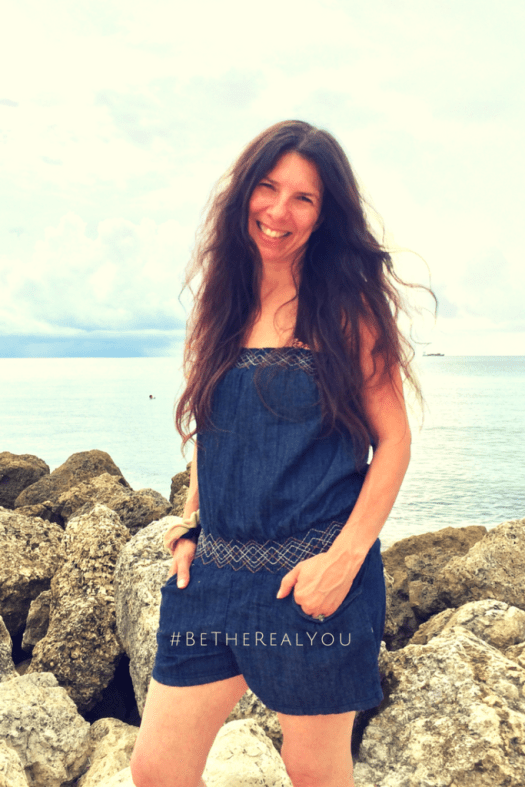 Narah Valenska Smith - Be The Real You - Rock Your Life Bootcamp - #BeTheRealYou - RealYouLiving.com