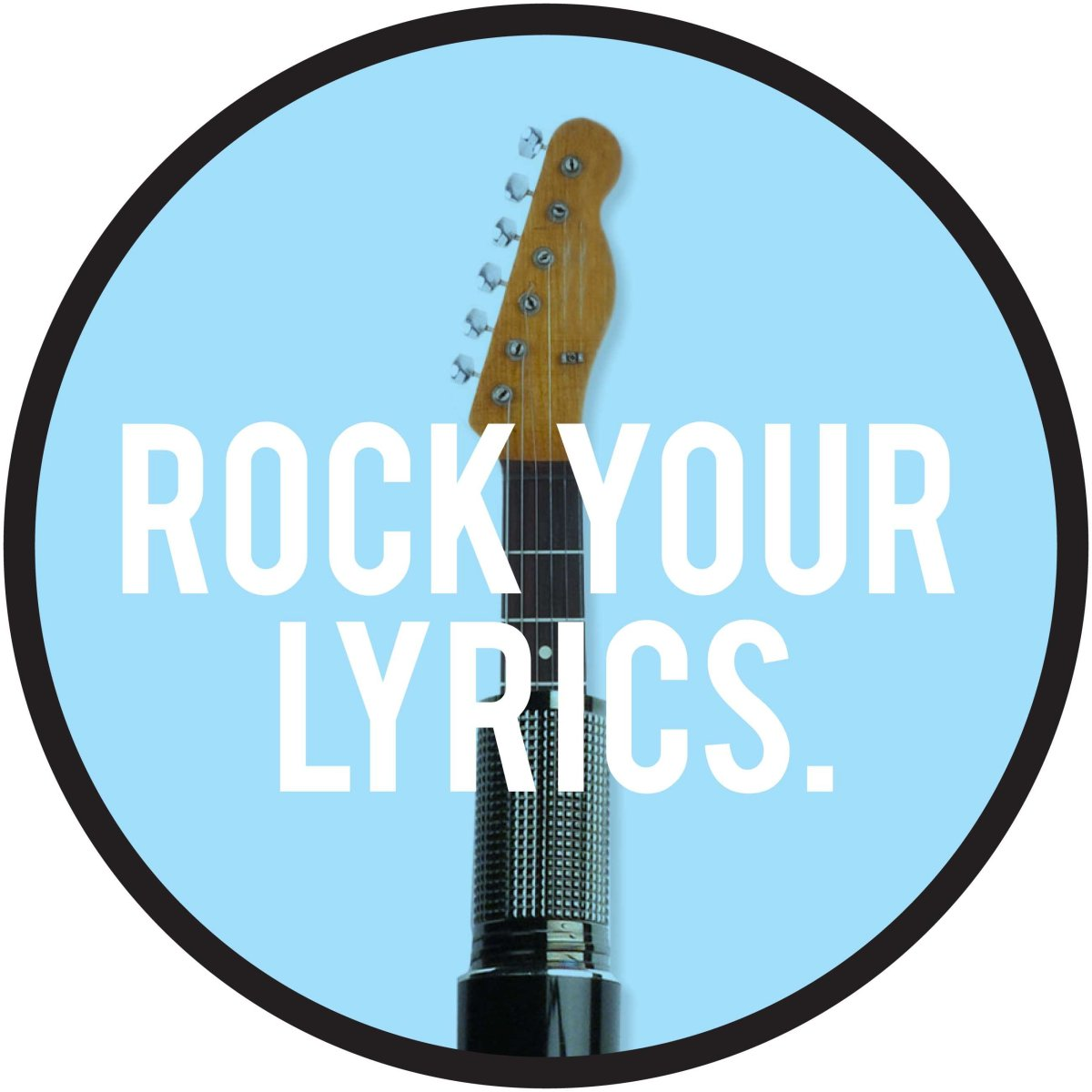 rock your logo