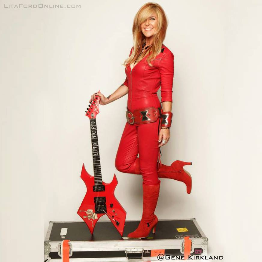 living like a runaway interview with lita ford rock your lyrics. Black Bedroom Furniture Sets. Home Design Ideas