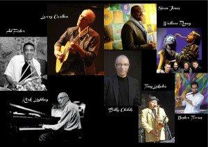 Jazz Garden - Legends Artists