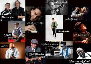 Jazz Garden - Weekdays Artists
