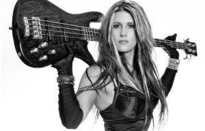 Jasmine Cain Bass BW Cr