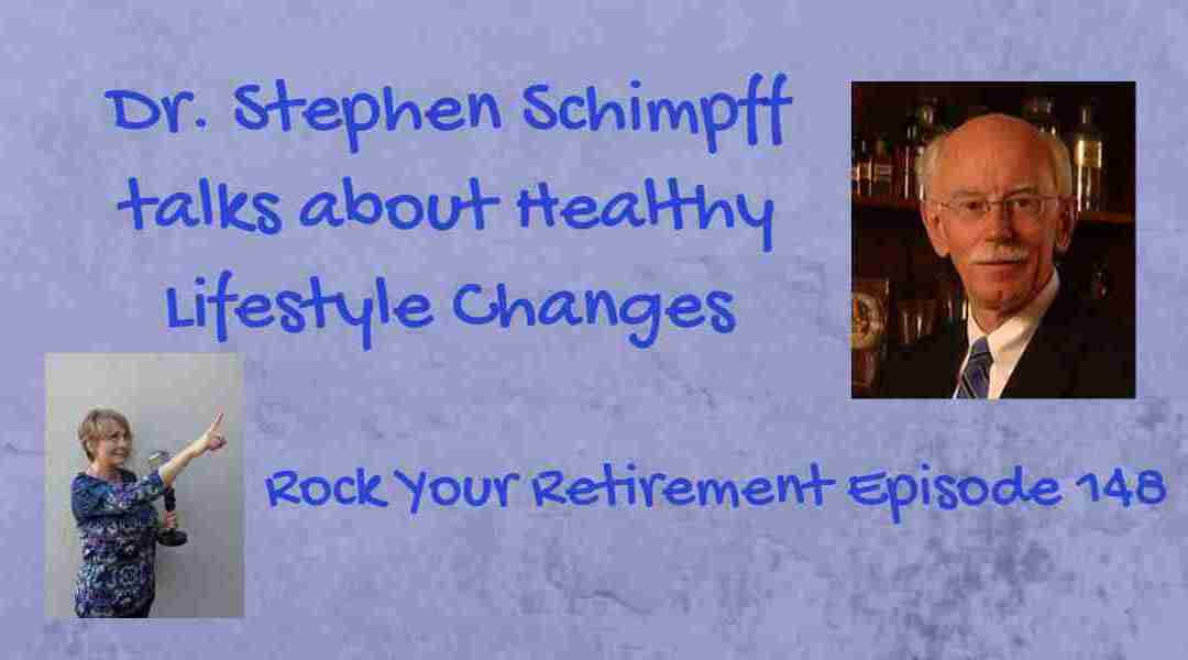 Healthy Lifestyle Changes – Part 1: Episode 148
