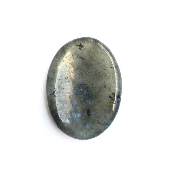 Labradorite Worry Stone