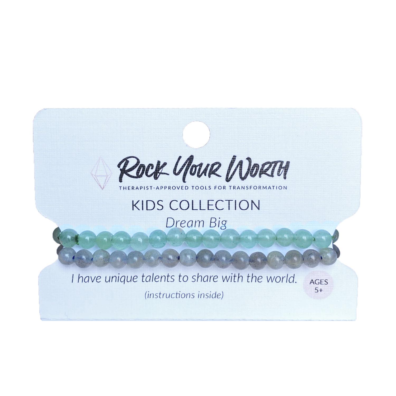 Kids Dream Big Crystal Kit