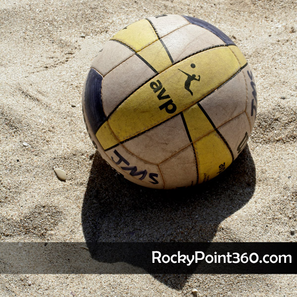 Stick Man Volleyball Tourney & the Youth Sports Foundation