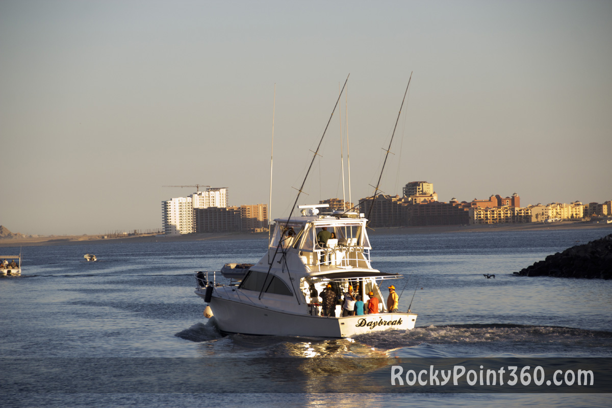Bowl time rocky point weekend rundown rocky point 360 for Rocky point fishing charters