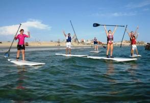 Photo: Rocky Point SUP Rentals