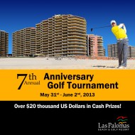 las palomas golf tournament in rocky point