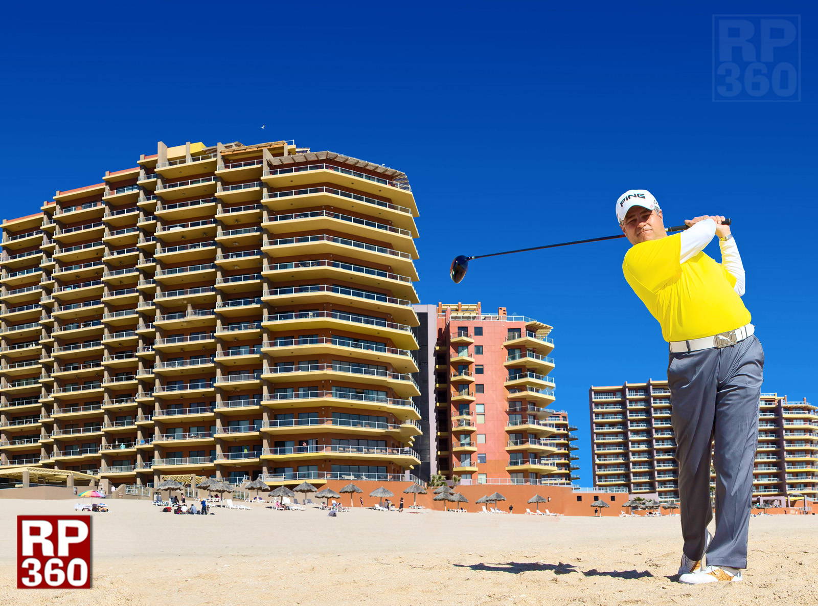golf in rocky point, 7th anniversary golf tournament at las palomas beach & golf resort, Puerto Peñasco, Sonora