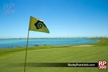 Golf at the Club in laguna del mar 18