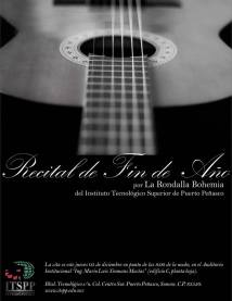 rondalla-recital Holiday music! Rocky Point Weekend Rundown!