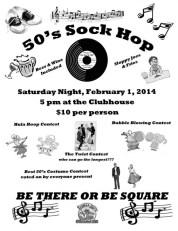 sock-hop-630x815 Super! Rocky Point Weekend Rundown!