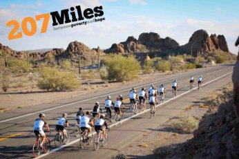 207miles1 Fighting poverty over 207 miles