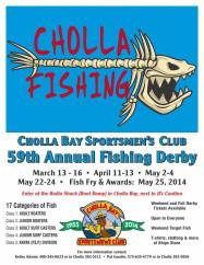 59th-fishing-derby Spring Break!  Rocky Point Weekend Rundown!