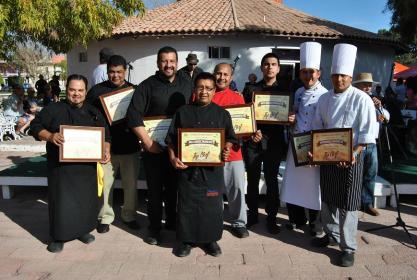 Chef Participantes