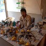 shells-gabriel Meet the artisans: Jesu and Gabriel