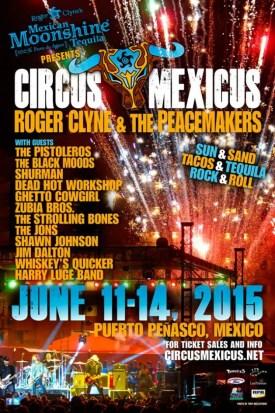 circus-lineup-630x945 S P R I N G!  Rocky Point Weekend Rundown!