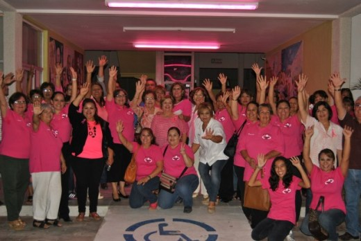 lucha-cancer-oct2014-2-630x422 Puerto Peñasco joins fight against cancer