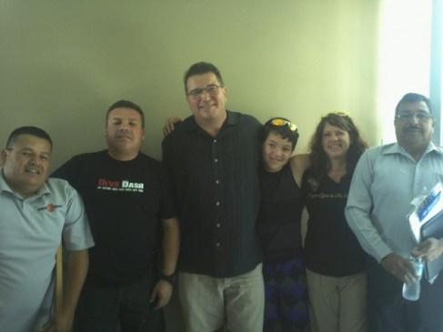 Reunion-630x472 Dialysis machine acquired through donations