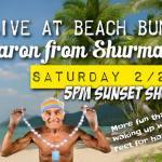 aaron-beavers-feb21 Let the music play!  Rocky Point Weekend Rundown!
