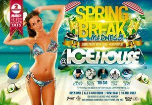 icehouse-SB Spring Break, on! Rocky Point Weekend Rundown!