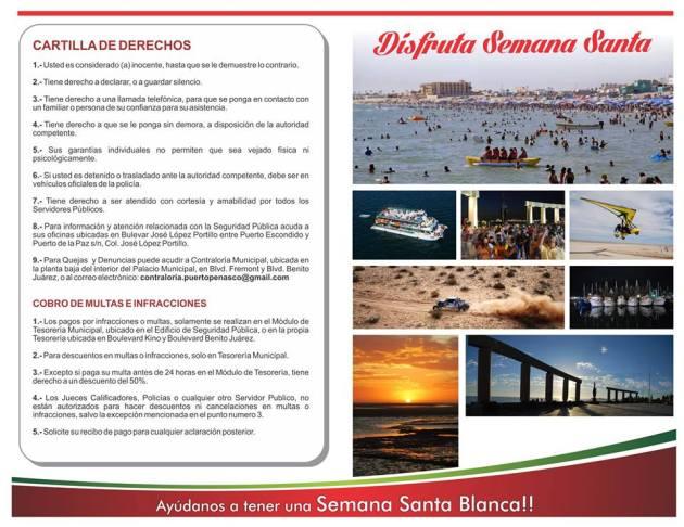 semana-santa-flyer2 City provides tips for safe Semana Santa