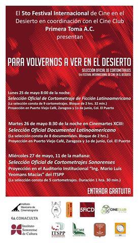 cine-martes may 26 FICD
