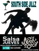 salsa-jillz-jueves Start your engines! Rocky Point Weekend Rundown!