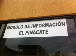 Pinacate-Puerto-1 Pinacate Info Center opens in Old Port