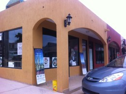 Pinacate-Puerto-8 Pinacate Info Center opens in Old Port