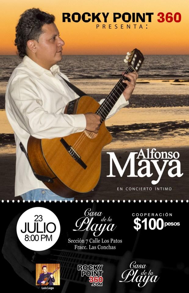 alnfonso maya poster-jul23