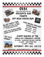 OBSC-poker-run-nov2015 A Black Tie Affair! Rocky Point Weekend Rundown!