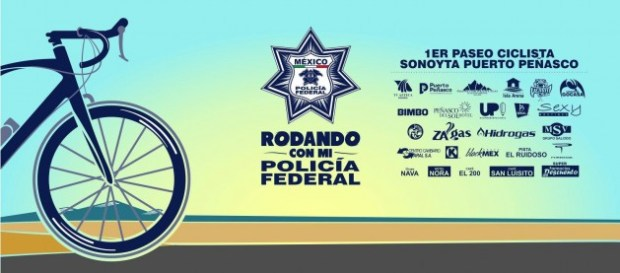 """carrera-ciclismo-policia-630x277 More than 200 cyclists ready for """"Rolling with my Fed"""" Bike Race"""