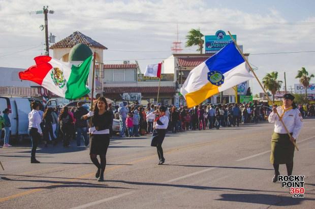 Desfile-Revolucion-Mexicana-2015-006 Aniversario de la Revolución, Puerto Peñasco 2015