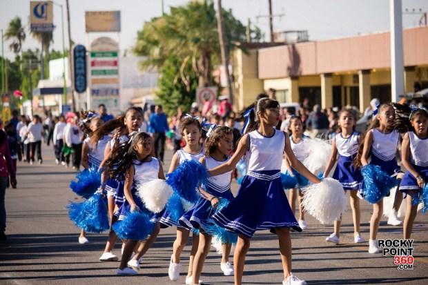 Desfile-Revolucion-Mexicana-2015-024 Aniversario de la Revolución, Puerto Peñasco 2015