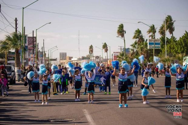 Desfile-Revolucion-Mexicana-2015-033 Aniversario de la Revolución, Puerto Peñasco 2015