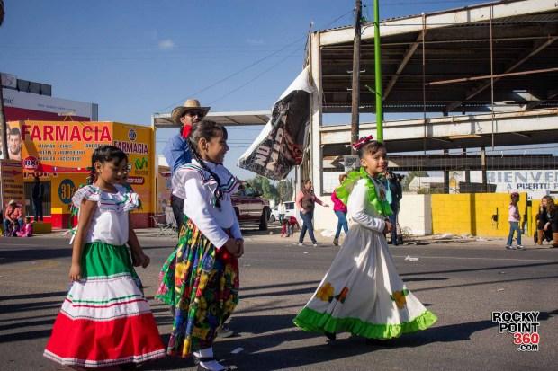 Desfile-Revolucion-Mexicana-2015-038 Aniversario de la Revolución, Puerto Peñasco 2015