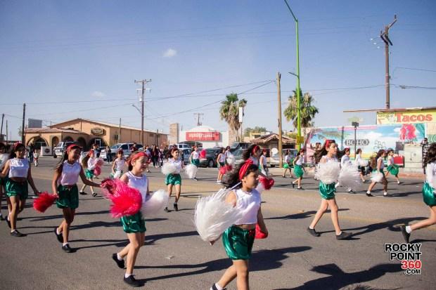Desfile-Revolucion-Mexicana-2015-039 Aniversario de la Revolución, Puerto Peñasco 2015